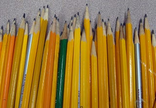 Illustration for article titled A Teacher Tried To Ban Student-Brought Pencils And Pens In School