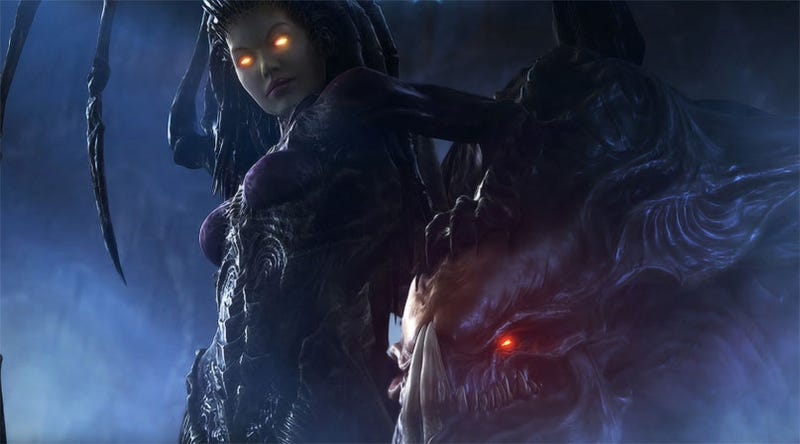 "Illustration for article titled StarCraft II, Next Gen Battle.net Betas ""In The Next Few Months"""