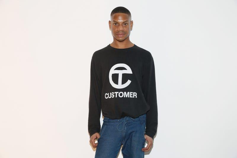 Fashion designer Telfar Clemens (Mireya Acierto/Getty Images)