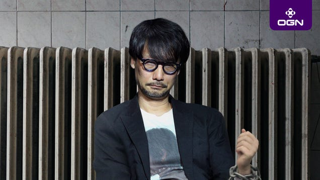 We Imprison Hideo Kojima In An Interview Room Until He Breaks Down And Admits He's Just Making Shit Up As He Goes Along