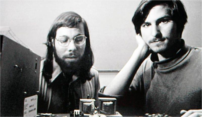 """Illustration for article titled Wozniak: """"el garaje donde nació Apple es más bien un mito"""""""
