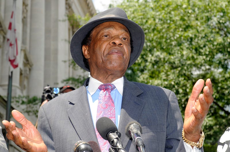 Illustration for article titled Marion Barry Somehow Owes D.C. $2,800 In Traffic Tickets