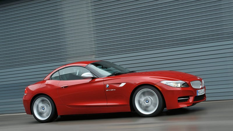 Illustration for article titled BMW Doesn't Know What To Call Its New Supra-Based Roadster Yet