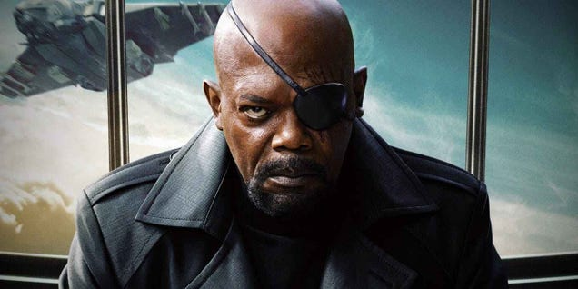 Nick Fury Rides Again With a New Disney+ Series Starring Samuel L. Jackson