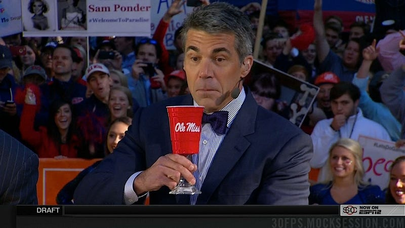 Illustration for article titled Report: Rece Davis To Replace Chris Fowler OnCollege GameDay [Updated]