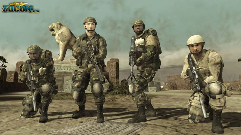 Illustration for article titled Sony Gamers Day UK Info Dump: Resistance 2 to SOCOM Confrontation