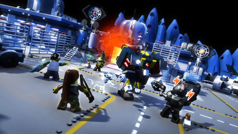 Illustration for article titled Free-To-Play LEGO Minifigures Online Goes Pay-To-Play