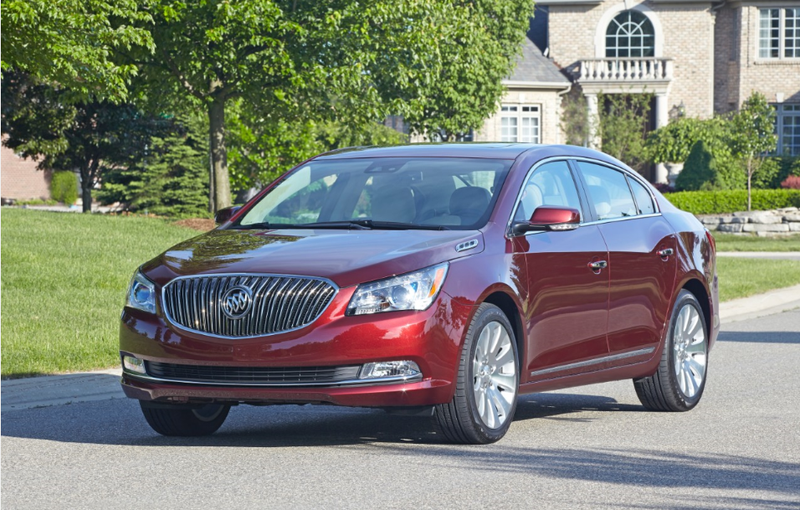 Illustration for article titled Buick LaCrosse: Jalopnik's Buyer's Guide