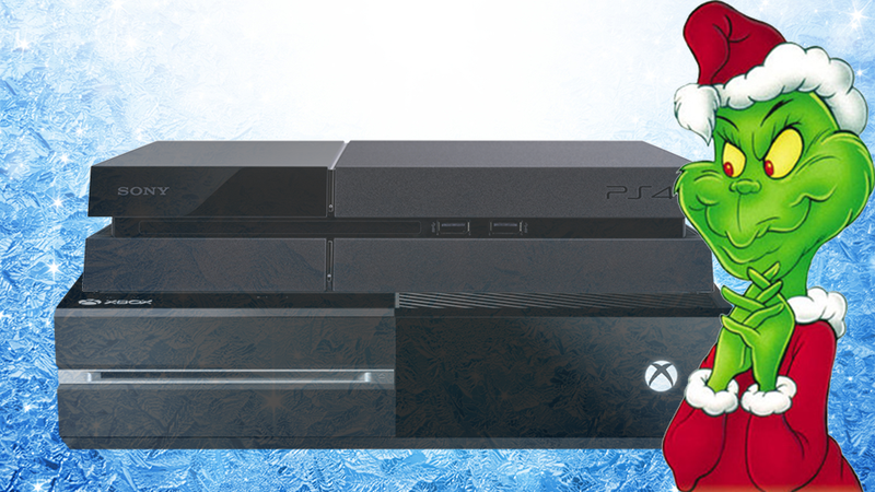Illustration for article titled Xbox Live And PlayStation Network Knocked Offline For Much Of Christmas [Update 3]