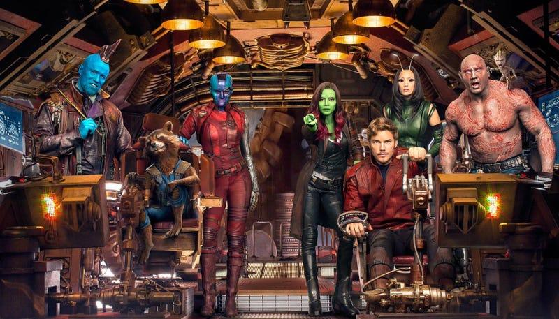 Illustration for article titled Nadie ha encontrado el último secretooculto en Guardians of the Galaxy Vol. 2casi un año después de su estreno