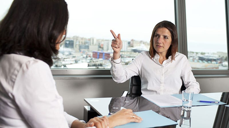 Job Promotion Woman
