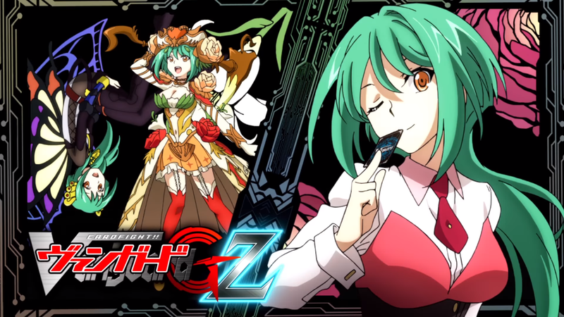 Illustration for article titled 10Chapters so far: Cardfight!! Vanguard G: Z