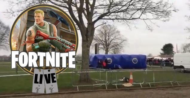 "Fortnite ""Festival"" Ends In Predictable Shambles"