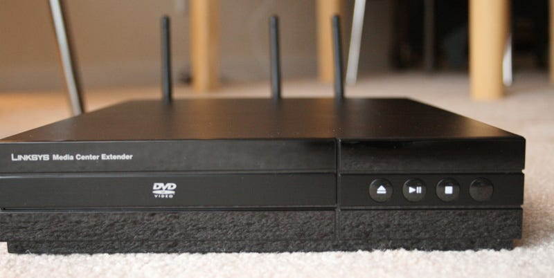 Illustration for article titled Lightning Review: Linksys 2200 HD Media Center Extender