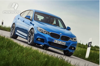 Illustration for article titled BMW 3 GT axed.