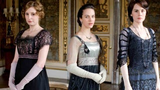 Illustration for article titled You Know You'll Look Like a Moron Dressing Like Downton Abbey, Right?