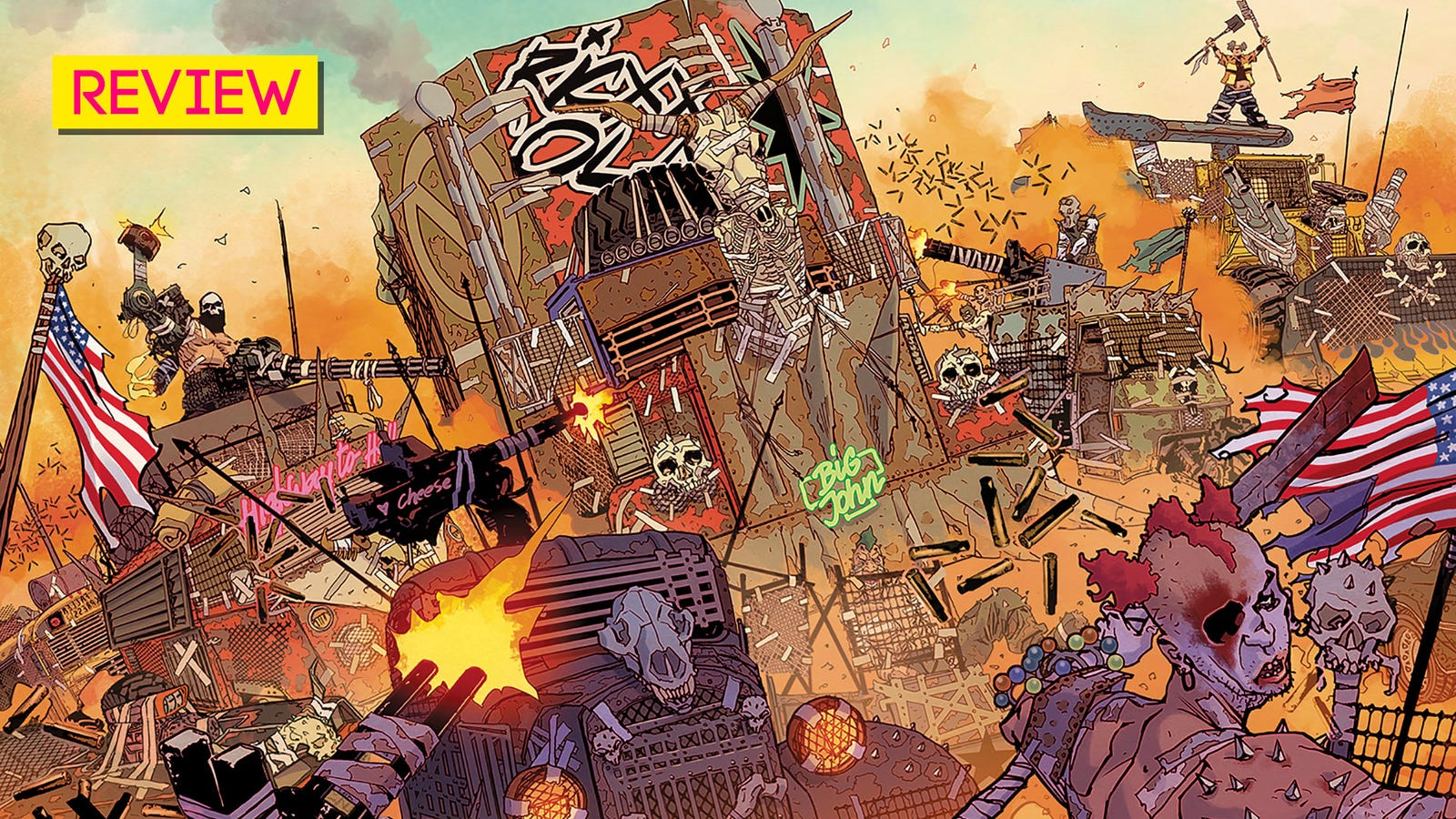 Wasteland Express Delivery Service: The Kotaku Review