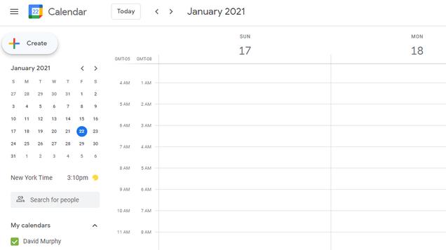 How to Set Up Google Calendar s  Offline Mode