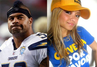 Illustration for article titled Shawne Merriman Will Not Face Criminal Charges for the Tila Tequila Incident