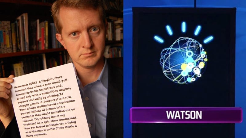 Illustration for article titled Ken Jennings Wants to Occupy Jeopardy