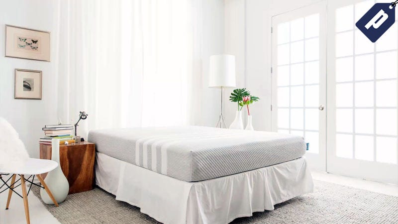 Illustration for article titled Take $100 Off The Leesa Mattress And Start Sleeping Better + Free Shipping