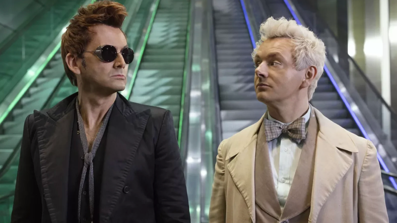 Christian Group Claims Thousands of People Signed Its Petition Demanding Netflix Cancel Amazon's Good Omens