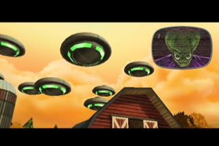 Illustration for article titled Empire Interactive Causing A Martian Panic - New Screens