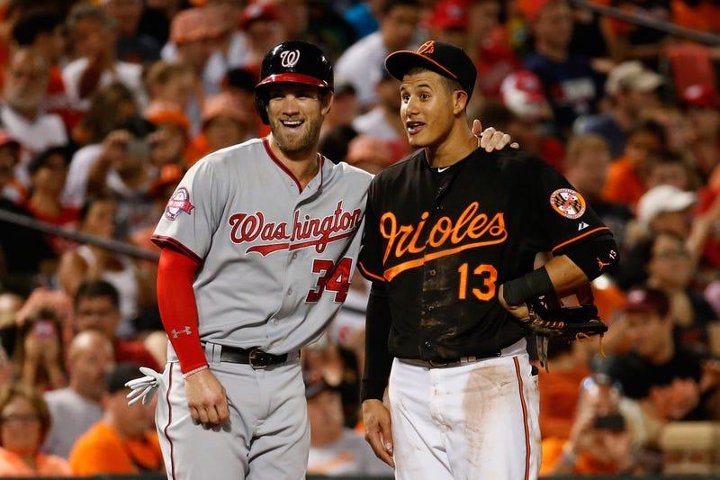 2f5b01a80 Every Baseball Team Can Afford Bryce Harper And Manny Machado