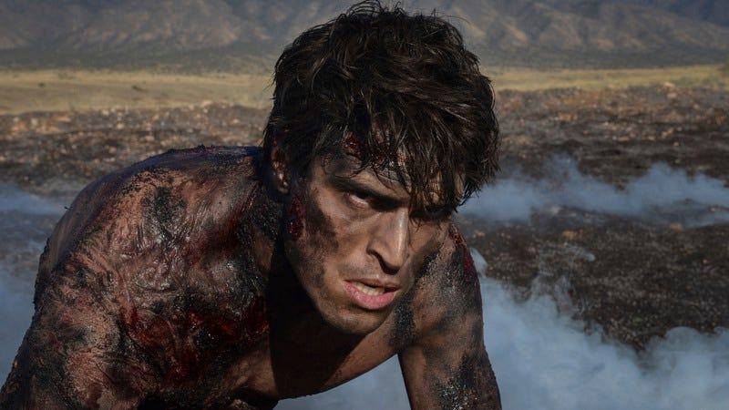 Diogo Morgado as The Man (Photo: Ursula Coyote/The CW)