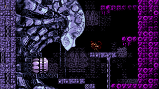 Illustration for article titled Axiom Verge is kind of Terrible