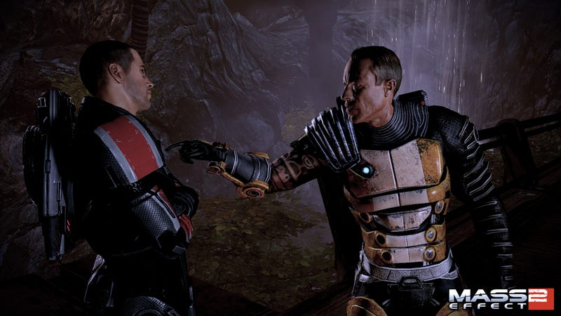 """Illustration for article titled Mass Effect 2 Is Latest EA Game To Sweeten The Deal For """"Original Purchasers"""""""