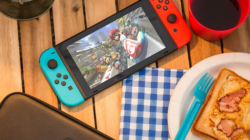 The Nintendo Switch Gave Me Back My Video Games