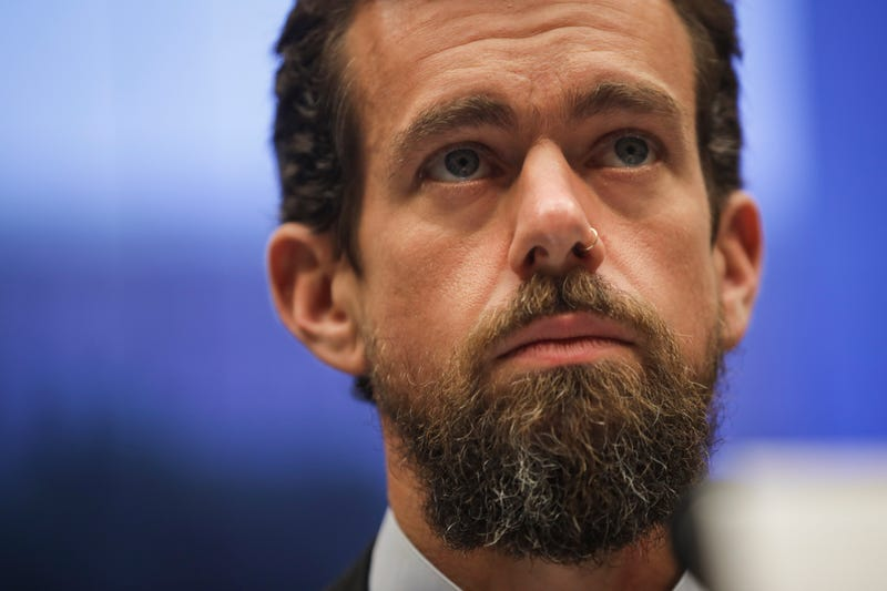 Twitter chief executive officer Jack Dorsey testifies during a House Committee on Energy and Commerce hearing about Twitter's transparency and accountability, on Capitol Hill, September 5, 2018 in Washington, DC.