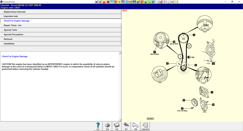 2007 Hyundai Accent Engine Diagram - Wiring Diagram