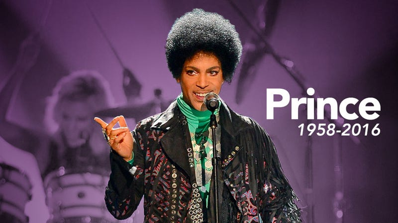 Illustration for article titled Remembering Prince, Musical and Cultural Icon