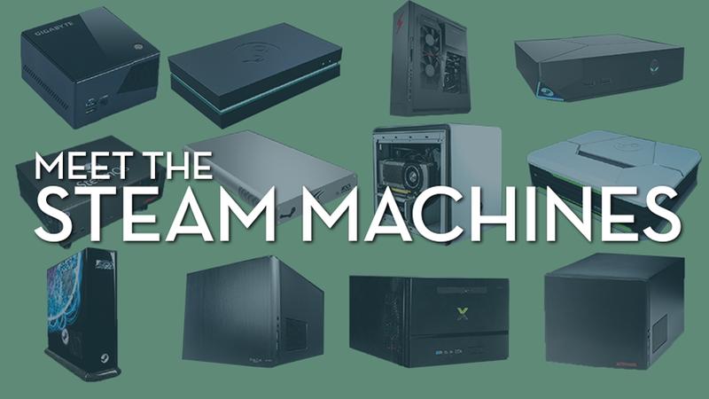 steam machine spec