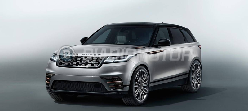 Land Rover images leaked via diariomotor.com