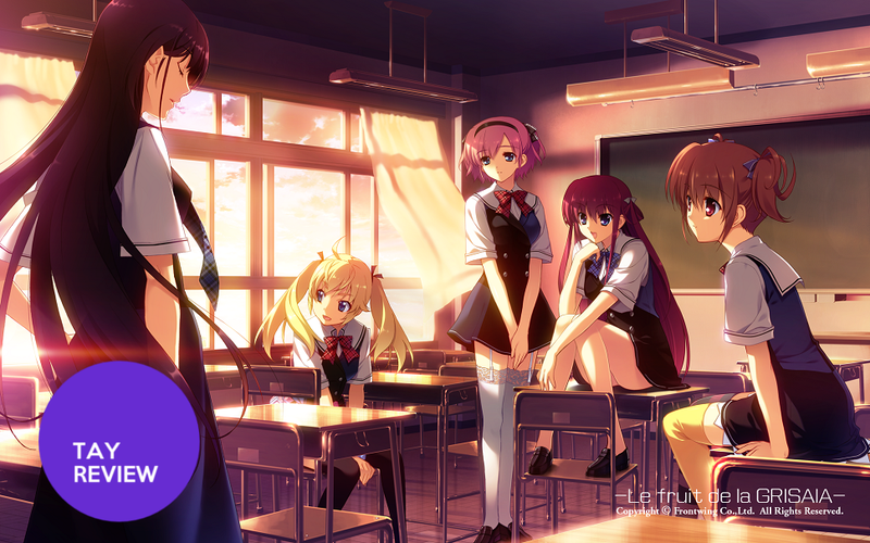 Illustration for article titled Grisaia no Kajitsu: The TAY Review
