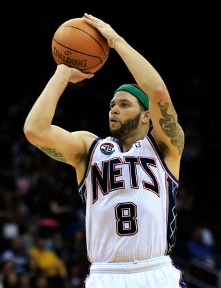 Illustration for article titled Deron Williams Will Re-Sign With The Brooklyn Nets For $100 Million