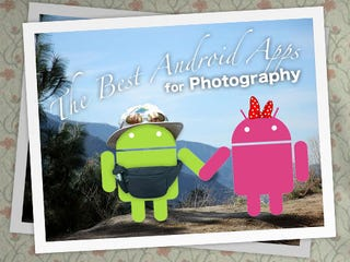 Illustration for article titled The Best Photography Apps for Your Android