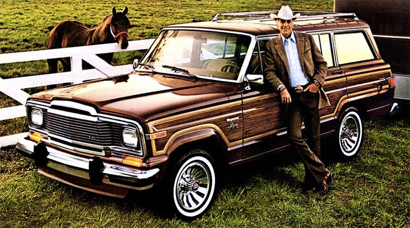 Jeep Grand Wagoneer >> The New Jeep Wagoneer And Grand Wagoneer Will Be Two Different Suvs