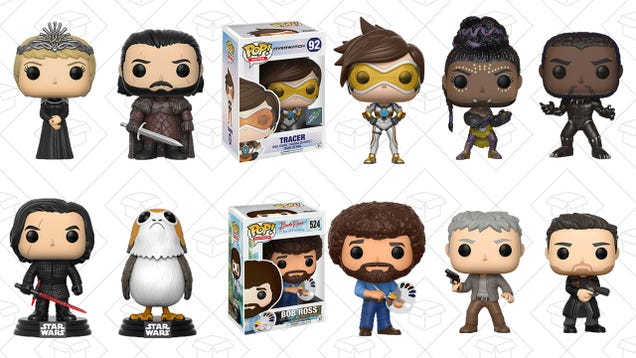 ThinkGeek Has Over 150 Funko POP! Figures on Sale Up to 70% Off
