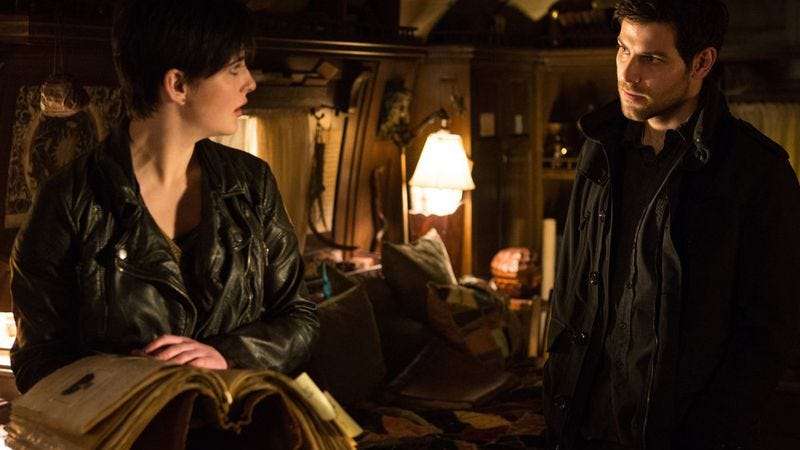 """Illustration for article titled Grimm: """"Nobody Knows The Trubel I've Seen"""""""