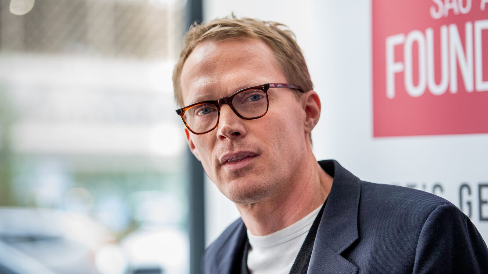 Paul Bettany is in talks to be The Crown's new Prince Philip