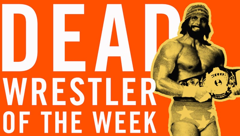 "Illustration for article titled Dead Wrestler Of The Week: ""Macho Man"" Randy Savage"