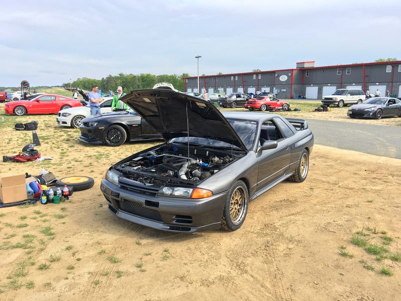 Illustration for article titled Our R32 GTR Broke In Less Than One Week