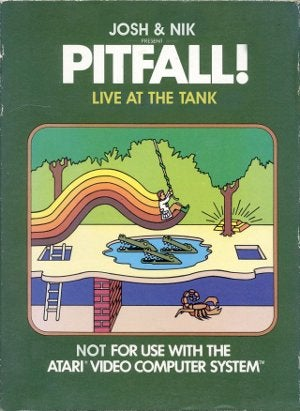 Illustration for article titled Live Action Pitfall! in NYC Tonight