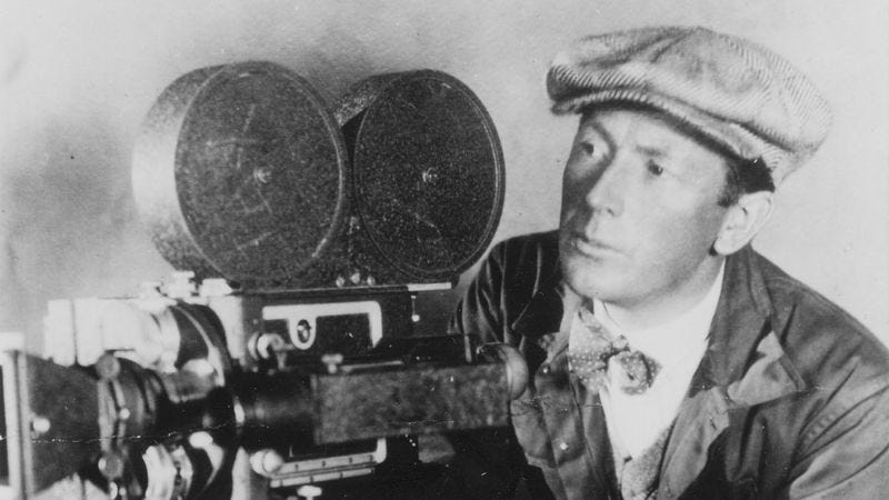 Illustration for article titled Silent film legend F.W. Murnau's head has been stolen