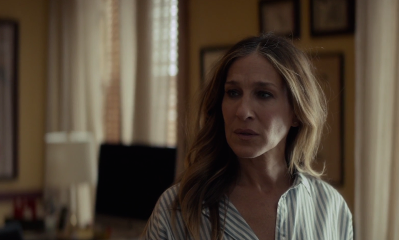 SJP of Divorce different from Carrie: creator Sharon Horgan