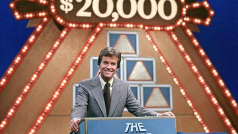The $20,000 Pyramid